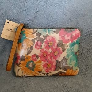 Patricia Nash Cassini Wristlet First Bloom